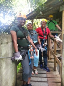 Zip Lining in Dennery (32)