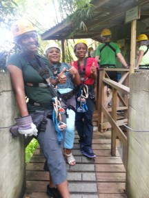 Zip Lining in Dennery (33)