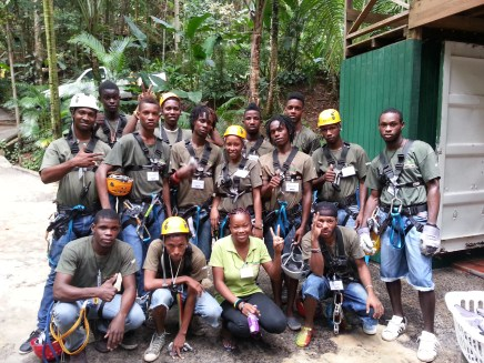 Zip Lining in Dennery (47)