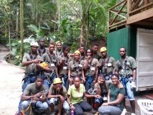 Zip Lining in Dennery (48)