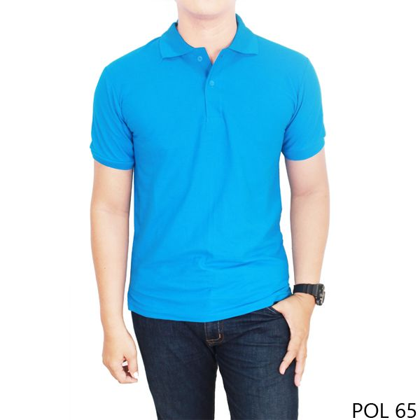 Download Kaos Oblong Berkerah - Desain Kaos Menarik