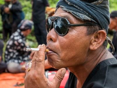 rokok penyebab sakit pernafasan