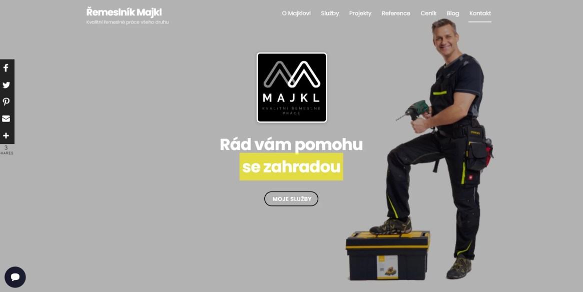 WEB Majkl