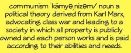 Notice Class Warfare is a Tool to Implement Communism; this includes Race Wars.