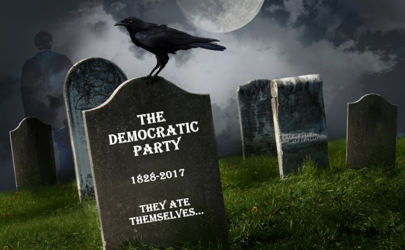 The Democratic Party Collapse…