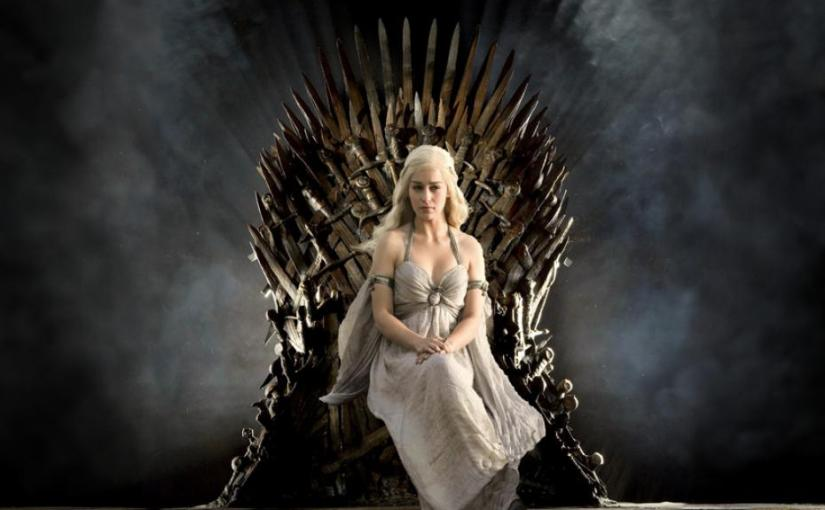 "Battle for the ""Iron Throne"" of Science at Columbia University…"