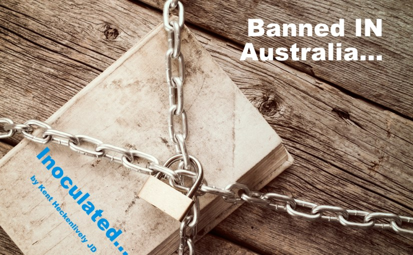 """Support """"Banned Books"""" Week – Buy INOCULATED Today!"""