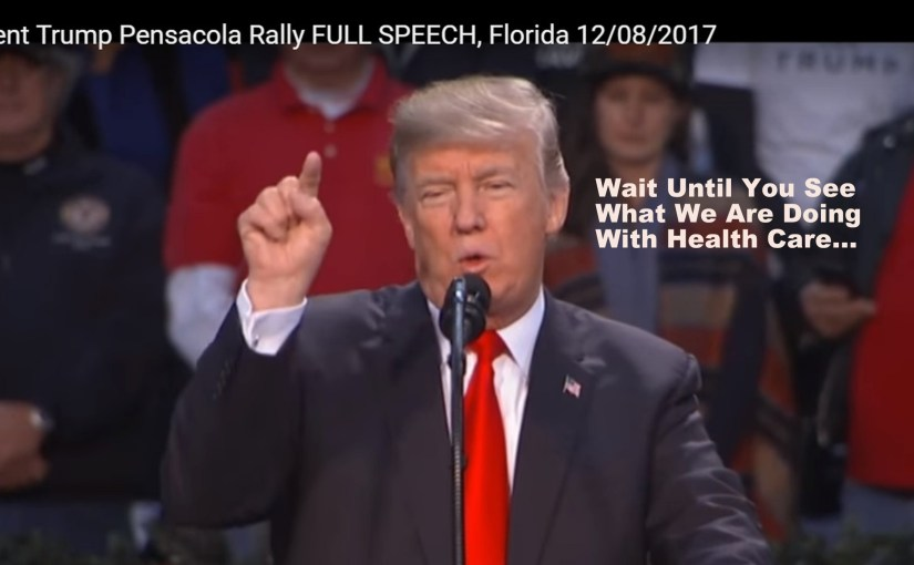 Trump's New US Health Care Plan Unveiled…