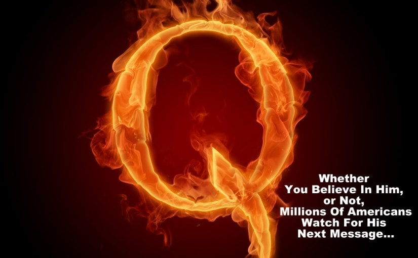 Q-ANON Says It Is ALL OVER For Big Pharma…