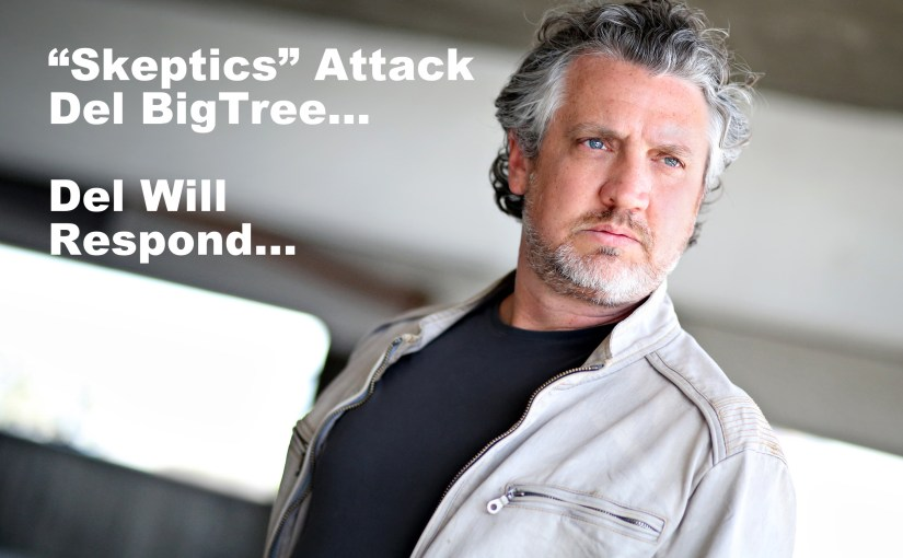 """Skeptics"" Attack ""Vaxxed"" Producer Del Bigtree…"