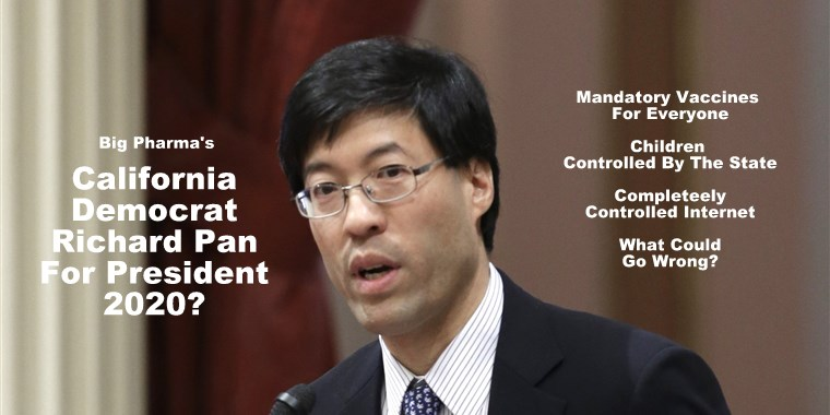 Senator Pan's 2020 Presidential Hopes SMASHED By California Governor…