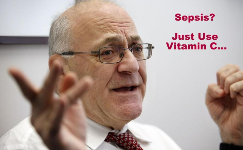 """Vitamin C"" Cures ""Sepsis…"""