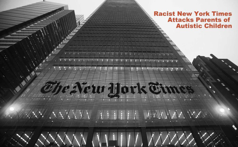 """Failing"" New York Times ""Fails Again"" on Vaccines"