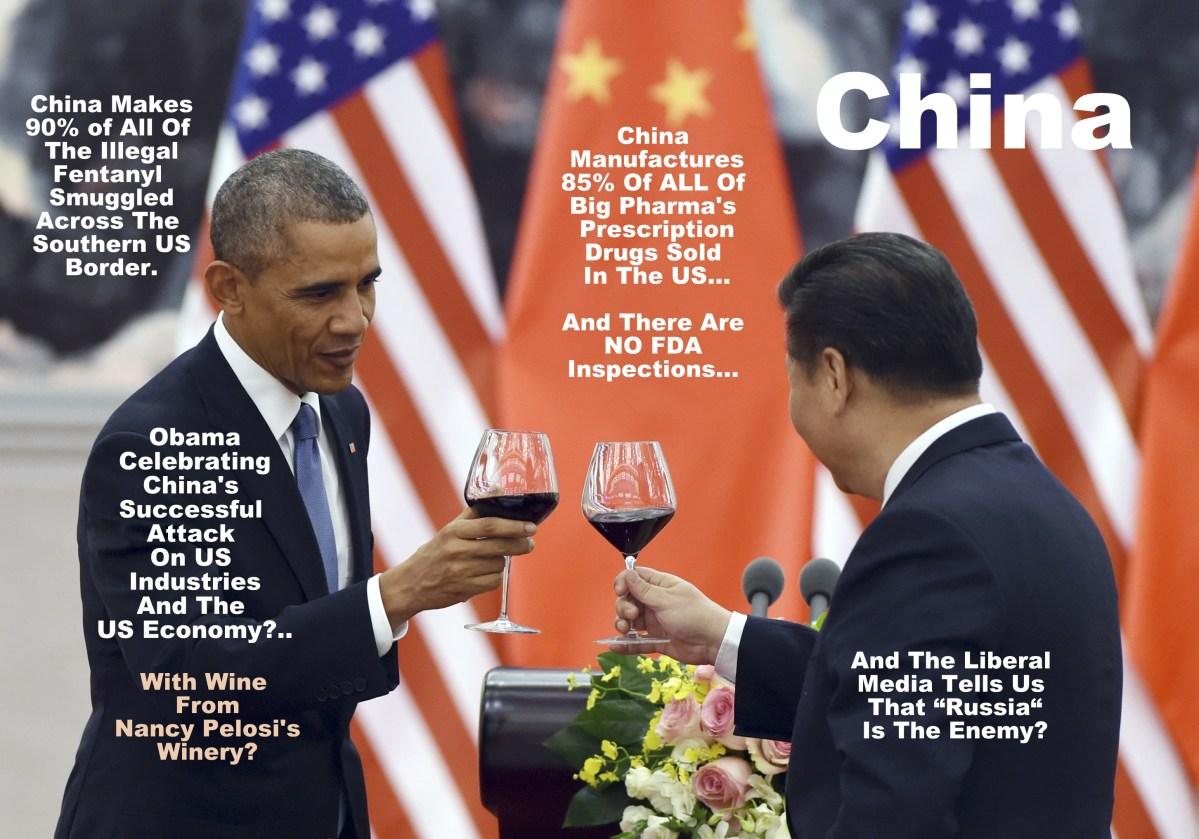 Democrats 2020 – Big Pharma, Big Drugs, and Big China! – BolenReport