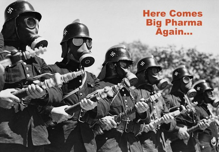 """""""Panic"""" at Worldwide Big Pharma's Vaccine Companies…"""