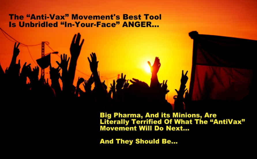 """Analysis Part Two – The GOOD And The BAD of Today's """"Anti-Vax"""" Movement…"""