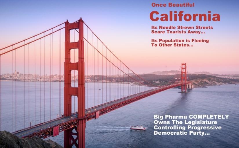 CALIPHARMA – Big Pharma's Final Solution…