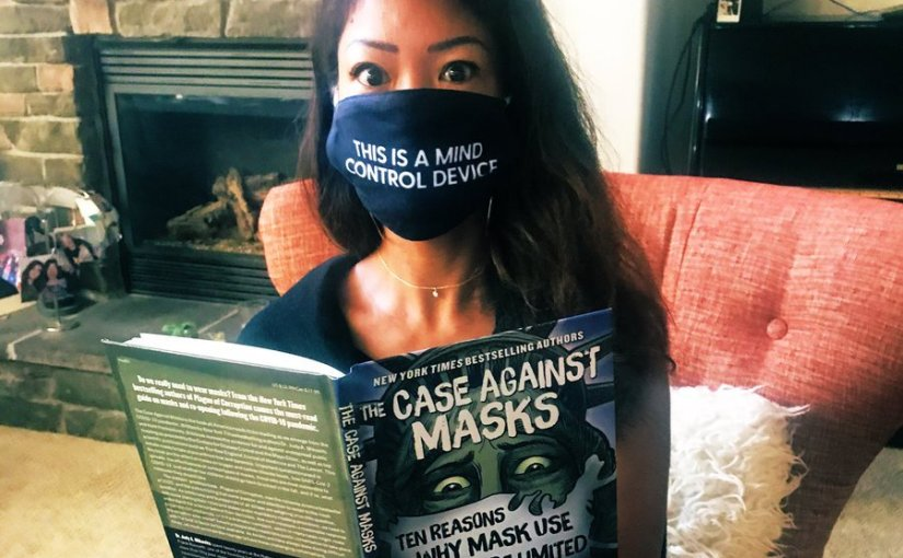 "Michelle Malkin and Kent Heckenlively to Tour Australia for the ""Anti-Mask"" Tour"