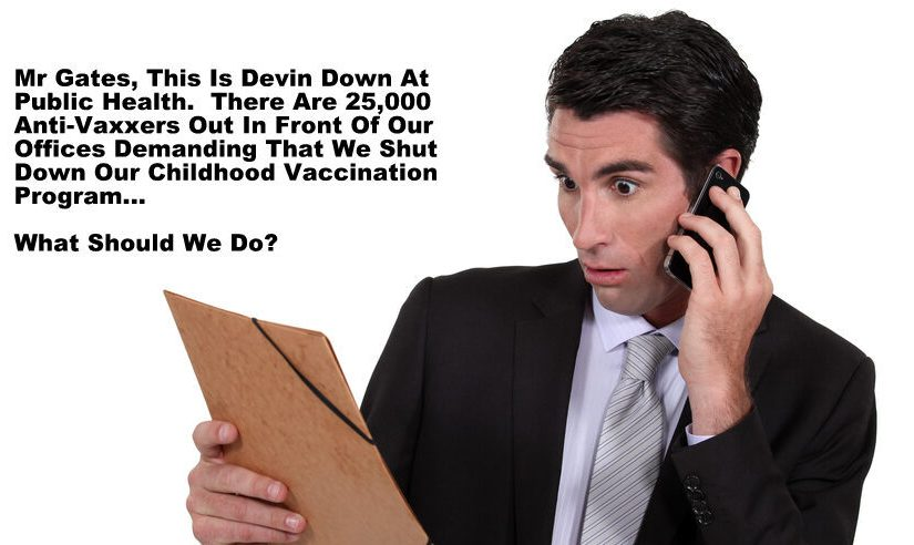Anti-Vaxxers Have Globalist Big Pharma Terrified For GOOD Reasons…