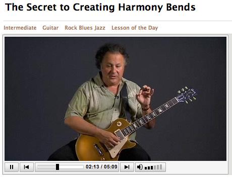 The Online Guitar Lessons Review | David Boles, Blogs