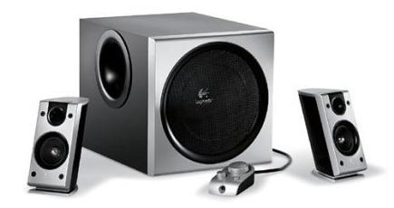 Logitech Z-2300 THX Speaker System