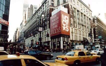 Macy's Herald Square - NYC