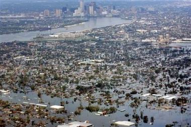 New Orleans Drowned