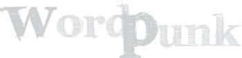 WordPunk Logo Single Line