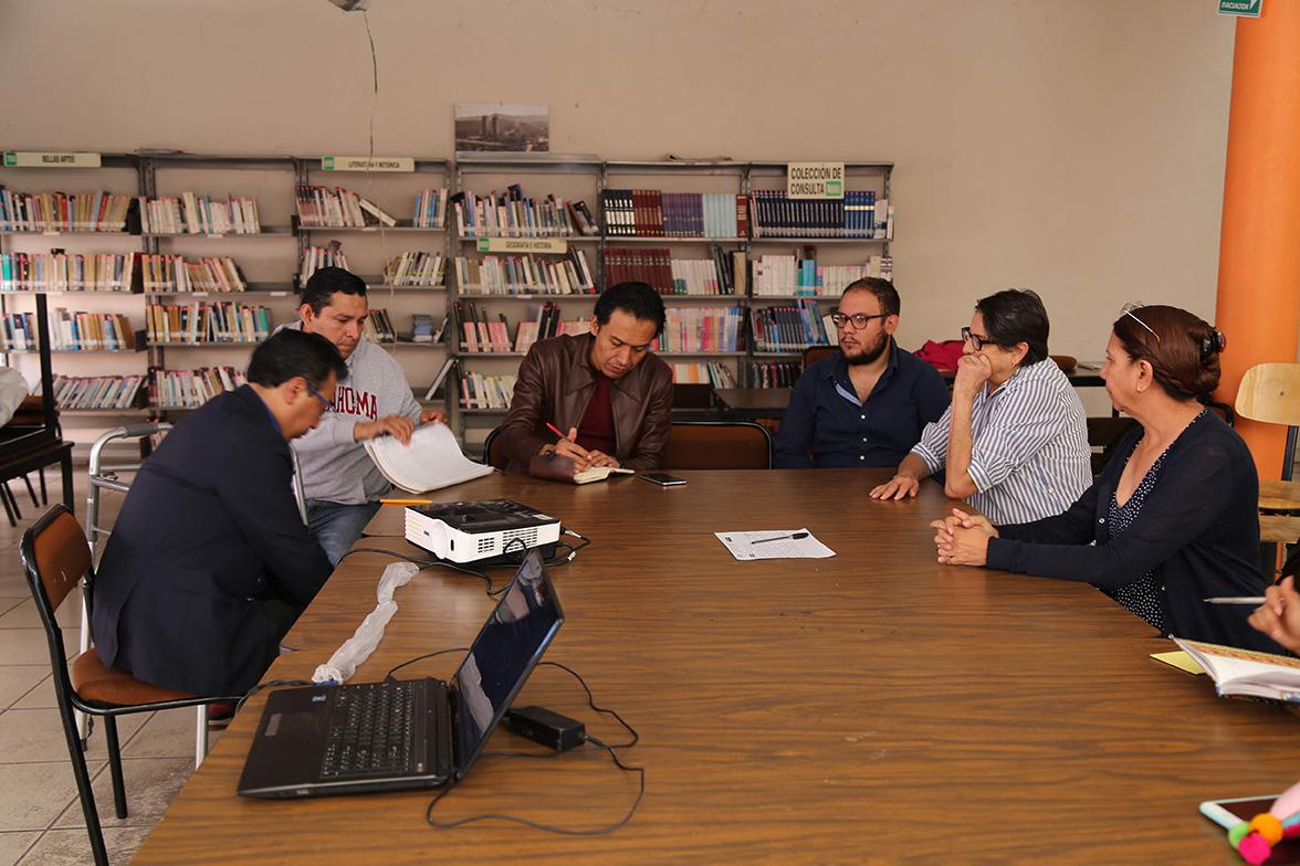 Marx Arriaga Navarro Director General de Bibliotecas realizó visita al Estado de Guanajuato. - Noticias Gobierno del Estado de Guanajuato