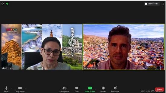 Agencias de Viajes se interesan en la oferta turística de Guanajuato
