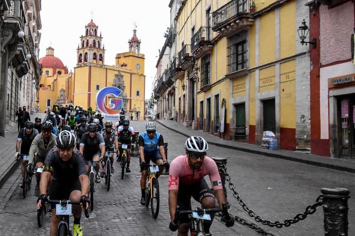 """SECTUR impulsa carrera """"Global Gravel Guanajuato"""" en la capital en pro del Turismo Deportivo – Boletines Dependencias"""