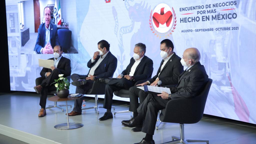"""Anuncia la Alianza Centro Bajío Occidente el encuentro de negocios """"POR MÁS  HECHO EN MÉXICO"""" – Boletines Dependencias"""