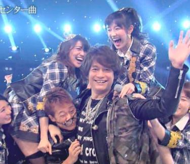 SMAP×SMAP視聴率AKB48の神回!板野友美がSMAPに対して苦言を!