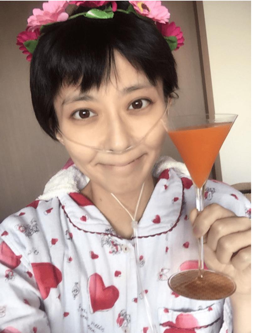 小林麻央 ブログ kokoro 最新版。顎の転移に負けない姿を公開!