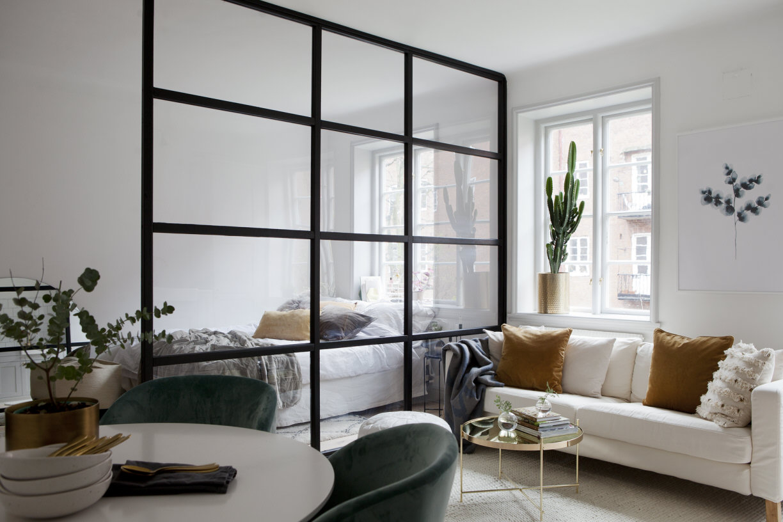 Indretning Bolig Boligindretning Stue Sovevaerelse Livingroom Bedroom Boligcious