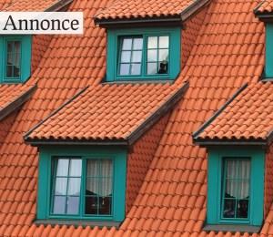Taget kan være altafgørende for hjemmets indeklima samt energiforbrug
