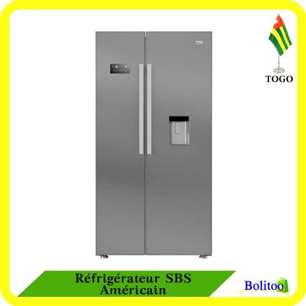 Réfrigérateur SBS Américain