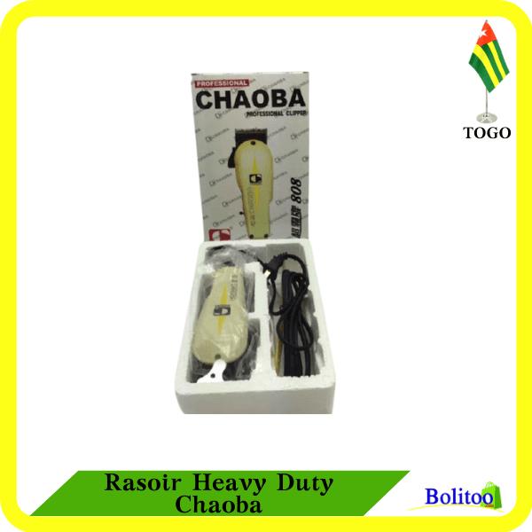 Rasoir Heavy Duty Chaoba