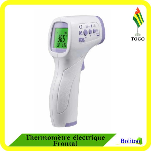 Thermomètre électrique Frontal