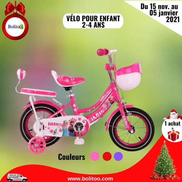 Vélo pour enfant 2-4 ans