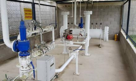 Sistema de gas natural domiciliario en 15 municipios del sur de Bolívar