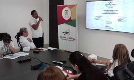 """""""Inversiones en Educación se han hecho con una perspectiva desde la integralidad"""": Secretario de Educación de Bolívar."""