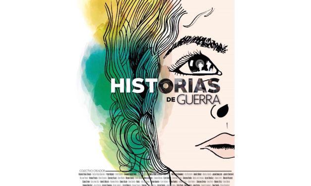"""""""Historias de guerra"""": film de las Farc"""