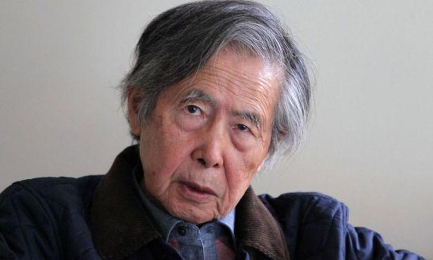 Fujimori a la cárcel tras anulación de indulto humanitario