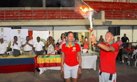 Inaugurados los Juegos Deportivos del Magisterio de Bolívar en su fase departamental
