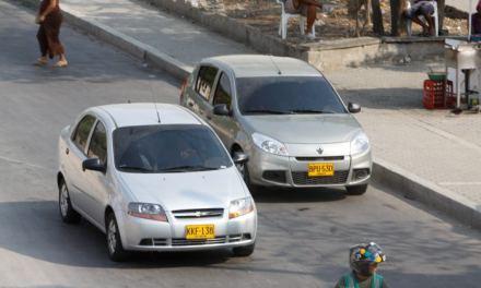 Nuevo pico y placa de vehículos particulares