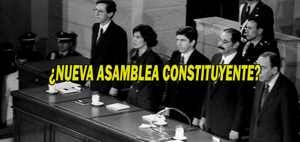 Partido Liberal avanza en propuesta de convocar Asamblea Constituyente