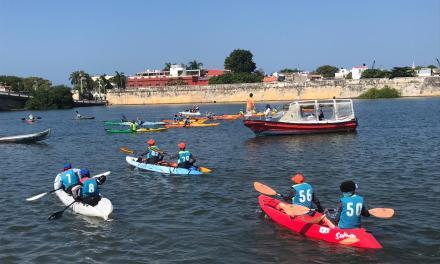 Más de 250 deportistas participan en Maratón Náutica del IDER