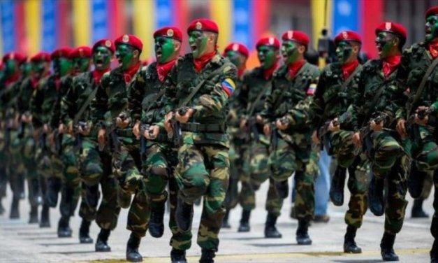 Venezuela contradice cifra de militares desertores que dio Migración