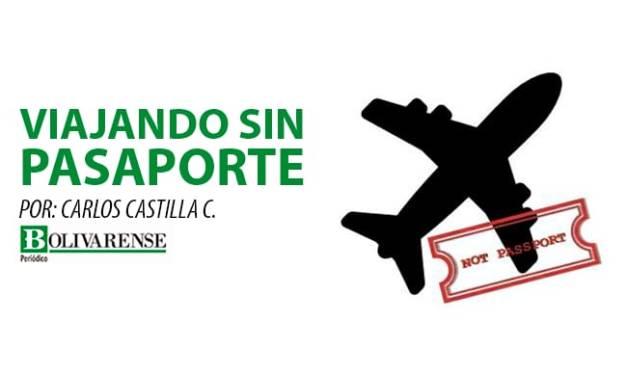 Viajando sin pasaporte con el Bolivarense